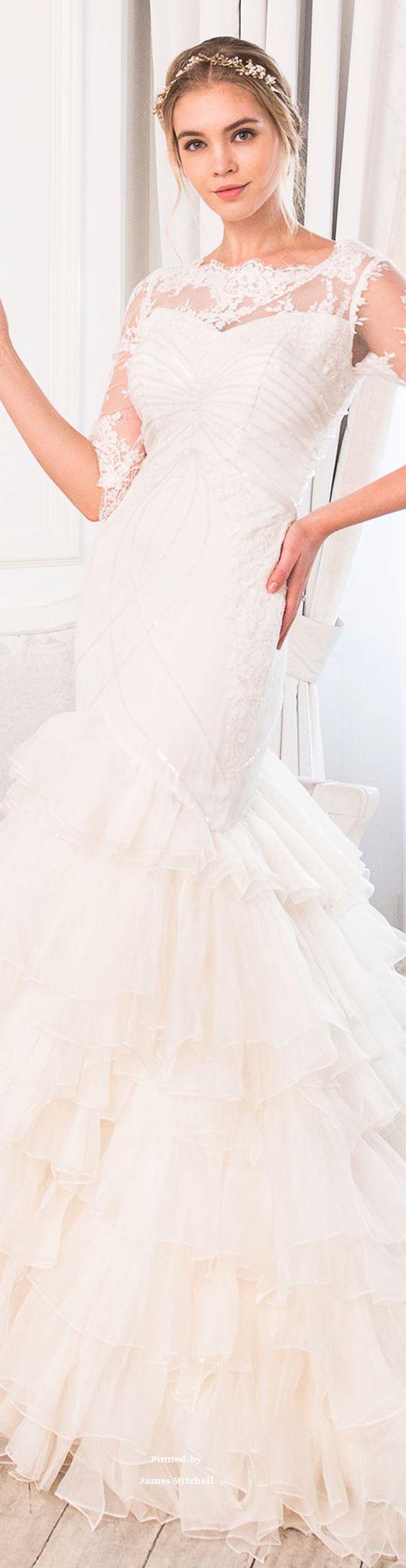 Rania Hatoum  Collection Spring 2017 Bridal