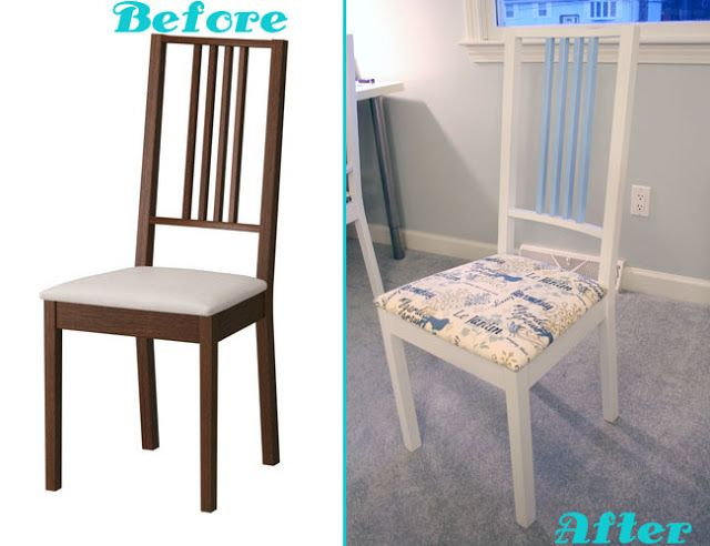 Function Style Ikea Borje Chair Mod