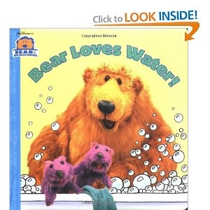 Bear loves water - which child doesn´t?