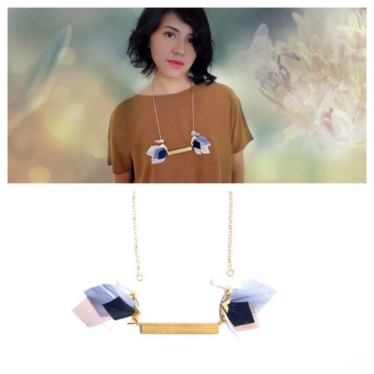 Feux Follets #40 Necklace