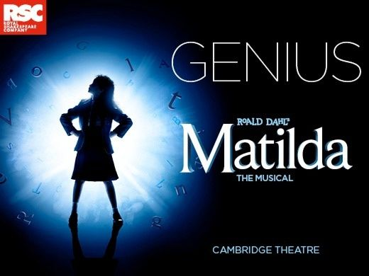 Buy Matilda The Musical tickets at best price and grab your favourite seat from official Box Office Theatre website.