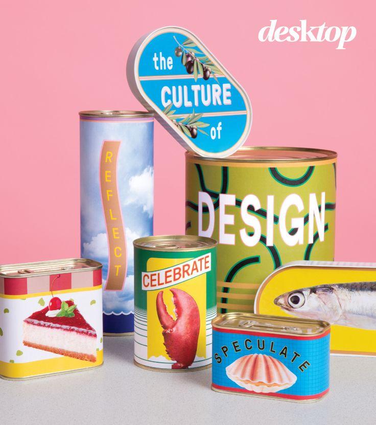 Desktop Magazine Cover – Dec 2015 — Tin & Ed