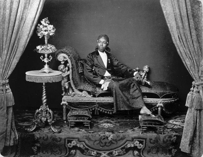 A Royal Prince of Mankunegaran Dynasty