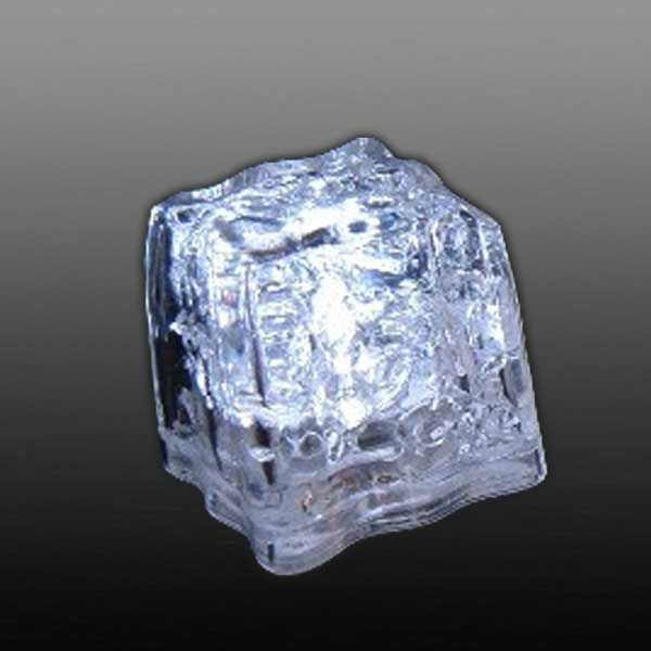 Wholesale Vases | Submersible LED Ice Cube Light - White [32322] - $1.95 : Select Floral Supply!