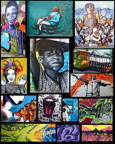 Brazilian Art (Ment)