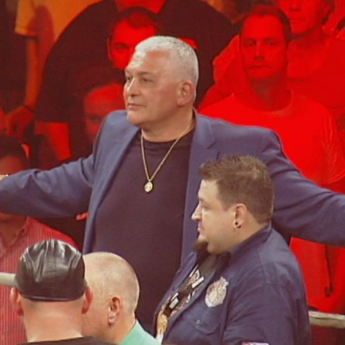 Gangland figure Mick Gatto admits his criminal reputation is good for business.