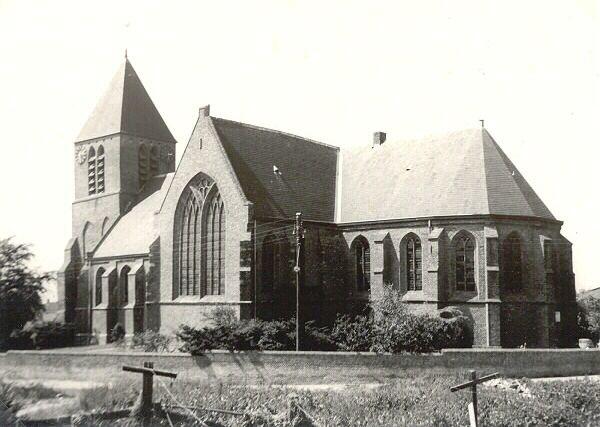 Old Spijkenisse Church