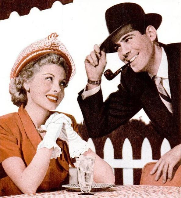 Prince Albert Pipe Tobacco, 1949 #pipe #smoking