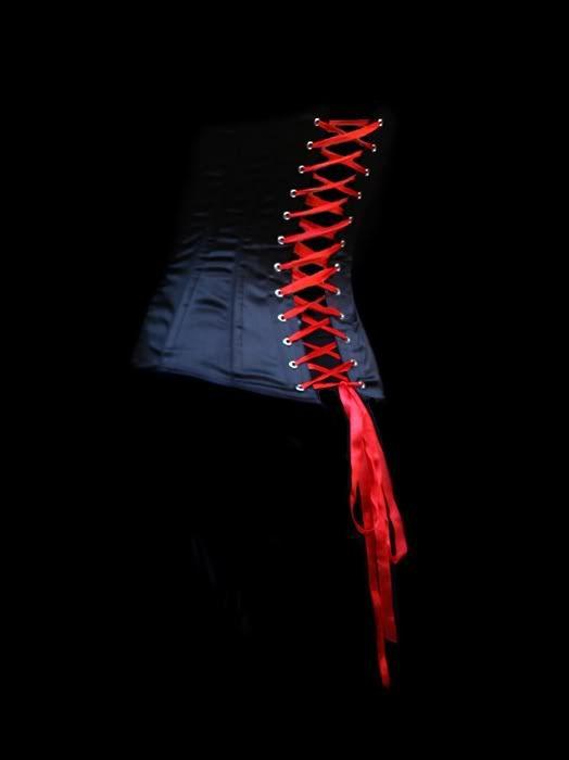 i love black and red #BeMine #EyeKandeeLingerie