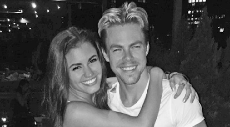 Country Music Lyrics - Quotes - Songs Derek hough - Fans Freak Out When They See Derek Hough's Girlfriend In A Wedding Dress - Youtube Music Videos https://countryrebel.com/blogs/videos/fans-freak-out-when-they-see-derek-houghs-girlfriend-in-a-wedding-dress