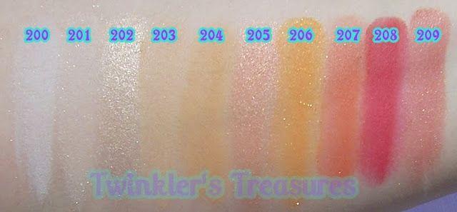 Twinkler's Treasures: Kiko Infinity Eyeshadow Clics System inkl. aller Swatches (Picspam)