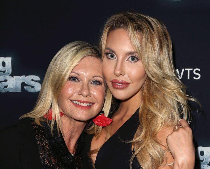 "Olivia Newton John's Daughter Opens Up About Her ""Mutilating"" Plastic Surgeries #ChloeLattanzi, #OliviaNewton-John celebrityinsider.org #Hollywood #celebrityinsider #celebrities #celebrity #rumors #gossip"