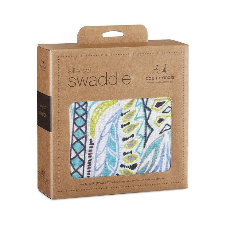 Silky Soft Swaddle Single - Wild One