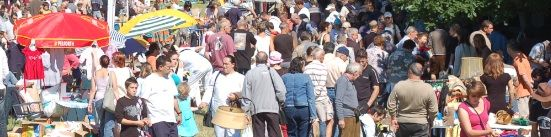 vide grenier, brocante- diary of events