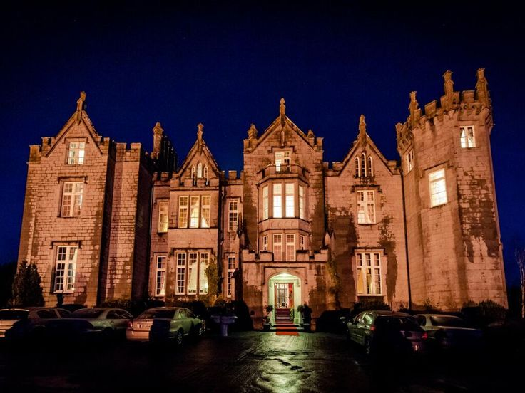 The Kinnitty Castle Hotel in Ireland is haunted. What better time to stay in a haunted hotel than Halloween?