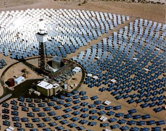 World's Largest Solar Power Plant Coming To CA Mojave Desert   Inhabitat - Green Design, Innovation, Architecture, Green Building