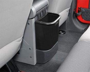 Misch 4x4 Products JK Trash Stash for '07-'10 Jeep Wrangler & Wrangler Unlimited JK