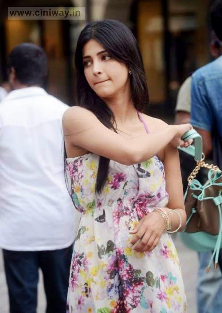 Shruti Haasan in Race Gurram