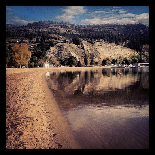 Skaha Lake , Penticton , B.C