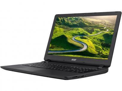 """Notebook Acer Aspire ES1-572-36XW Intel Core i3 - 4GB 1TB LED 15,6"""" Windows 10"""" com as melhores condições você encontra no Magazine Elsonc. Confira!"""