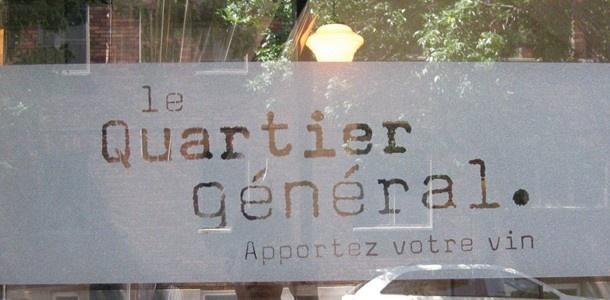 Le Quartier Général