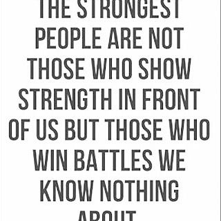 """Reposting @silverliningchaser: """"Be kind for everyone you meet is fighting a battle you know nothing about."""""""