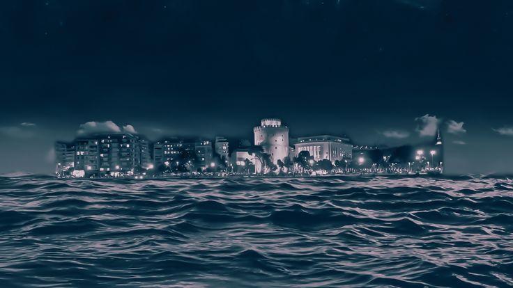 #thessaloniki #sea