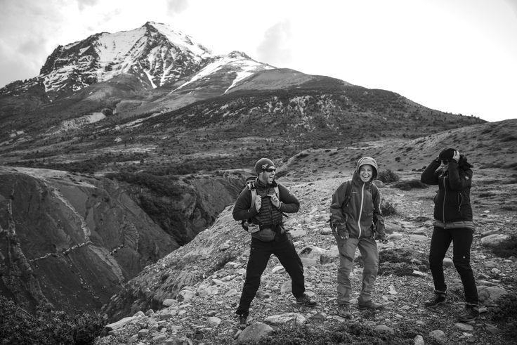 """time of our lives"" #torresdelpaine #chile #trekking #wtrek #adventuretravel"