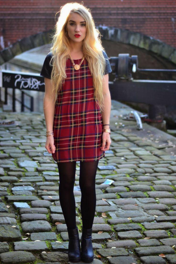 Tartan dresses for women uk fashion