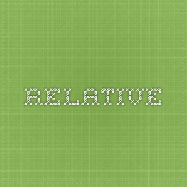 RELATIVE