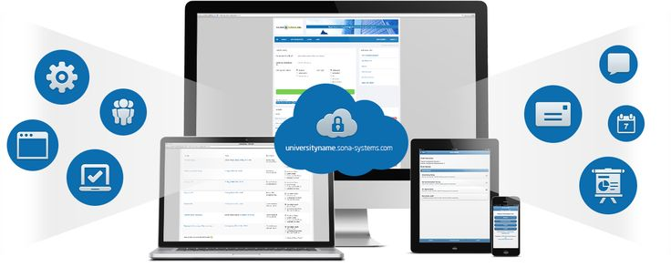 Sona Systems : Cloud-based Subject Pool Software for Universities