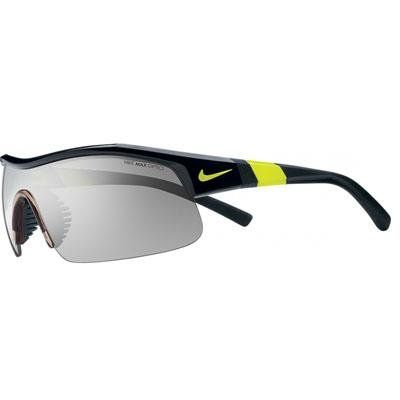 Nike Show-X1 Sunglasses. Supplied with 2 lenses. Frame: Plastic. 1 Year Warranty.