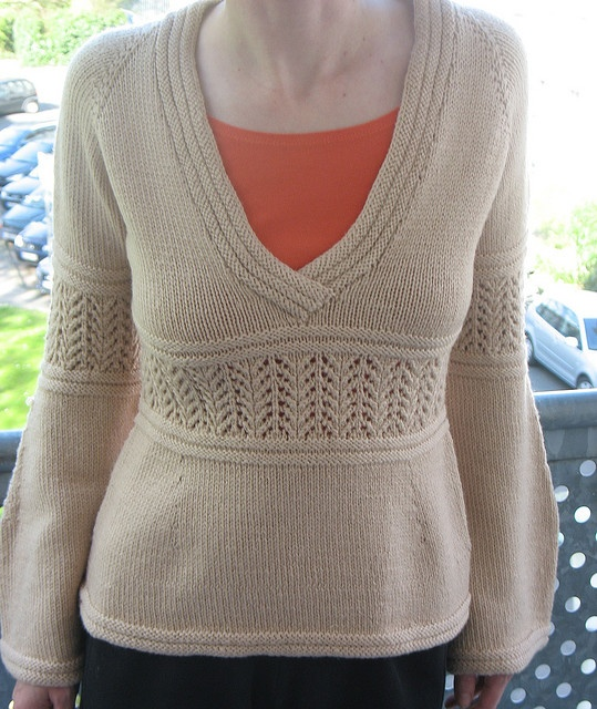 Simple Knitted Bodice by Stefanie JapelSimple Knits, Knits Bodice