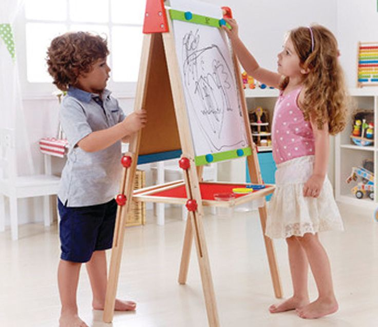Hape All-in-1 Easel at Black Wagon