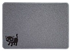 Nature's Cat Litter Mat Catches the Loose Litter From the Litter Box When the Kitty Steps Out of the Cat Litter Box, Urine Protection, Litter Scatter Control, Soft