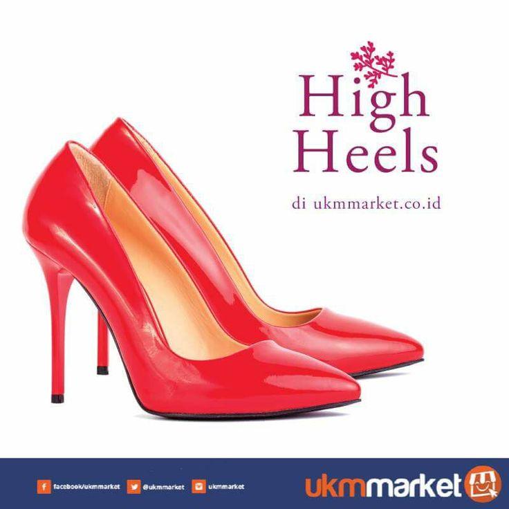 Menggunakan sepatu hak tinggi atau high heels merupakan keperluan fashion yang tidak dapat dipisahkan untuk sebagian wanita, benar kan? Yuk pilih sepatu high heels