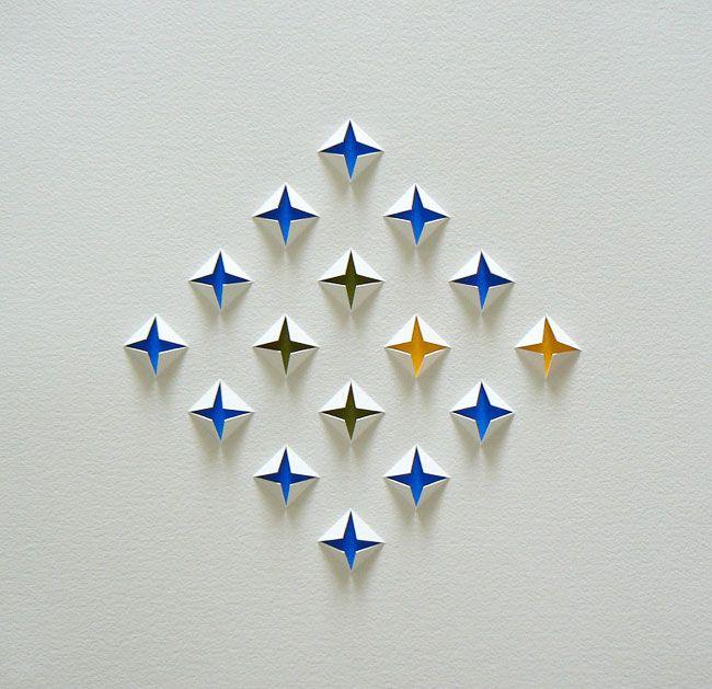 Hand Cut Paper Art - By Lisa Rodden - http://askepticaldesigners.wordpress.com/2012/07/13/artscrafts-82/