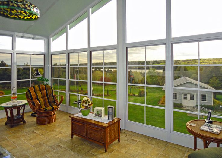 SunSpaces Sunroom by www.KBSunspaces.com