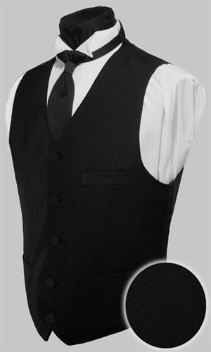 Check out our Full Back Polyester Black Vest. This vest is perfect for everyday…