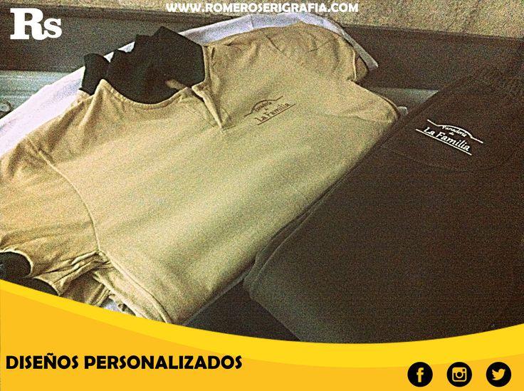Indumentaria personalizada. 💯Estampado. 💯Sublimación. 💻Diseños personalizados. ↗A mayor y menor. 🔖Todos los talles. 💹Proveemos para negocios, empresas y locales de ropa. 📲Realiza tu pedido: 3515377762 - 4612183. 📬info@romeroserigrafia.com 🌐www.romeroserigrafia.com