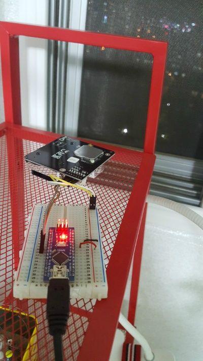 아두이노 - 미세먼지(PM10,PM2.5) 측정기(SDS011)  Arduino - PM10,PM2.5 sensor (SDS011)