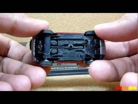 Land Rover Freelander - Cararama Die-cast Car Collection Unboxing