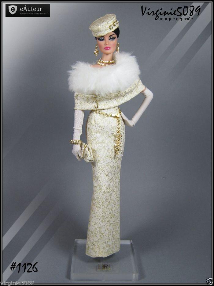 Tenue Outfit Accessoires Pour Barbie Silkstone Vintage Fashion Royalty 1126 | eBay                                                                                                                                                                                 Plus