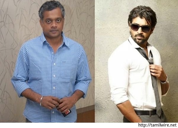 Gautham Menon to join hands with his Yennai Arindhaal actor - http://tamilwire.net/62812-gautham-menon-join-hands-yennai-arindhaal-actor.html