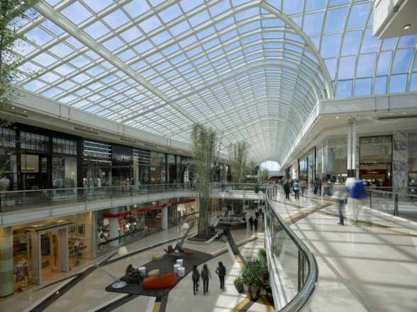 Chadstone shopping centre melbourne australia by rtkl for Urban planning firms melbourne