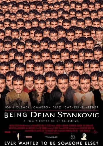 Being Dejan Stankovic