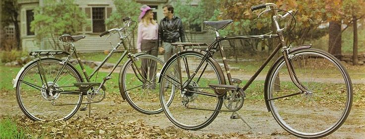 1970s Raleigh Bikes | Raleigh Bike Dealer