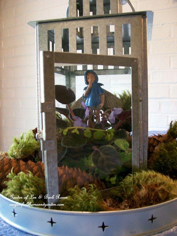 DIY Project : Create Your Own Fairy Terrarium | Our Fairfield Home U0026 Garden