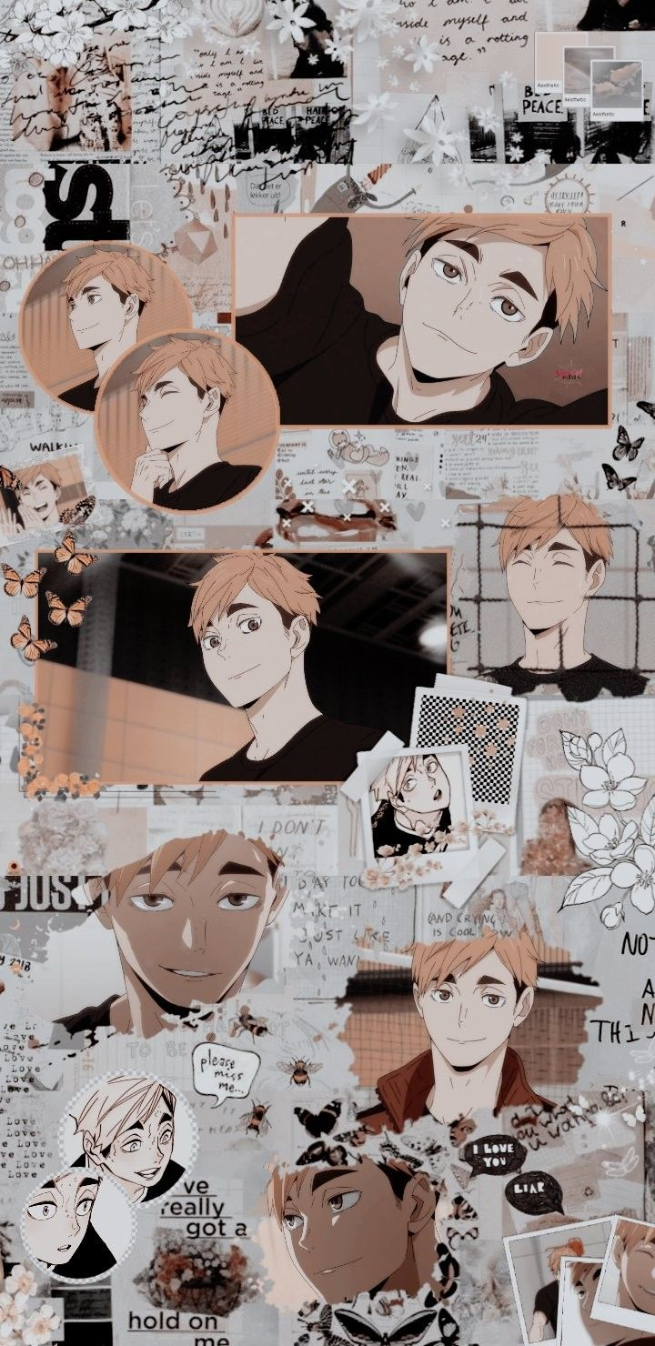 Pin By Bt29806 On Anime Haikyuu Anime Anime Wallpaper Phone Cute Anime Wallpaper