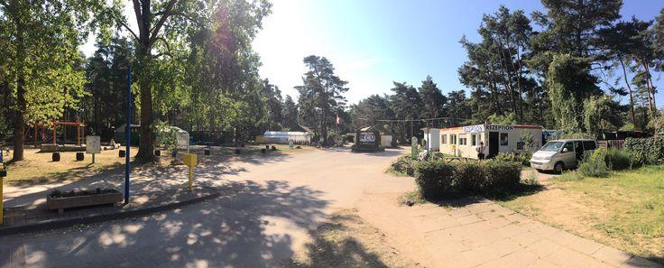 Natur-Camping-Usedom - Der Campingplatz direkt am Achterwasser